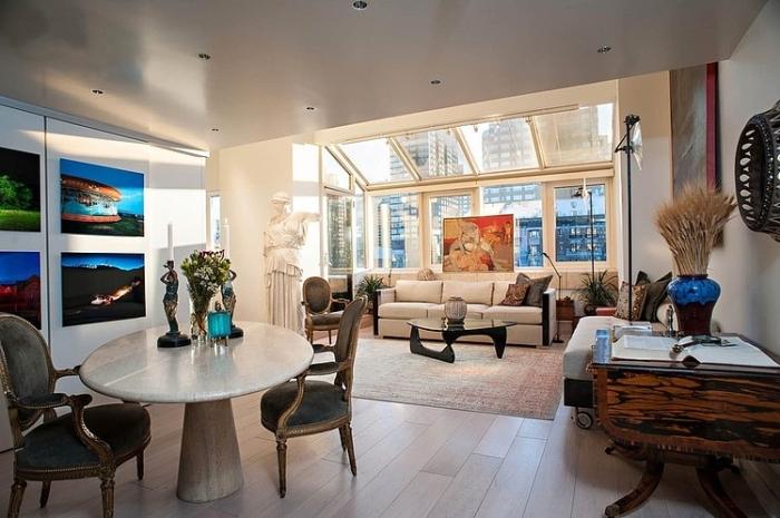 apartamento em new york city nuno almeida. Black Bedroom Furniture Sets. Home Design Ideas
