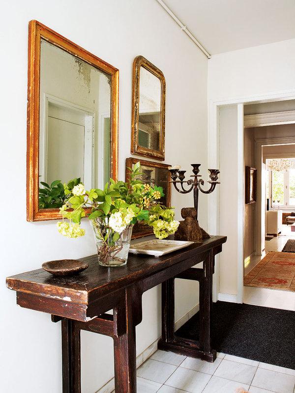 oasis mobiliario jardim:Boas vindas – Na entrada uma combinação de linhas orientais . Na