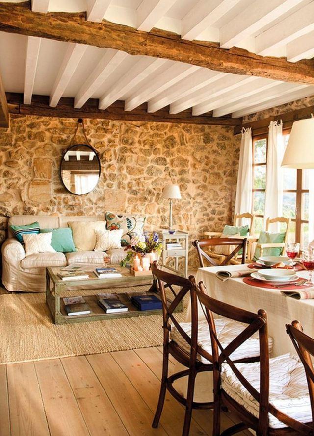 adelaparvu.com-despre-casa-rustica-din-piatra-interior-provensal-casa-Spania-design-interior-Blanca-Uriarte-Foto-ElMueble-2