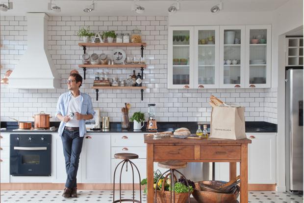 Piso de granito nuno almeida - Muebles de cocina estilo retro ...