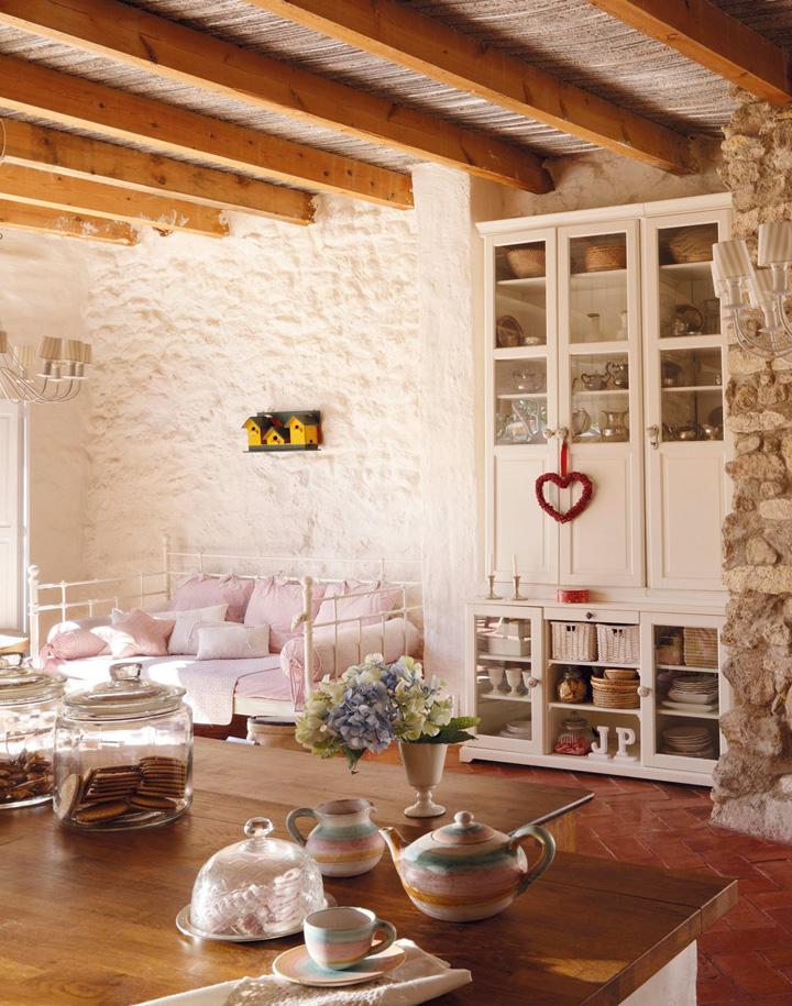 R stico e aconchegante nuno almeida - Ventiladores de techo rusticos ...