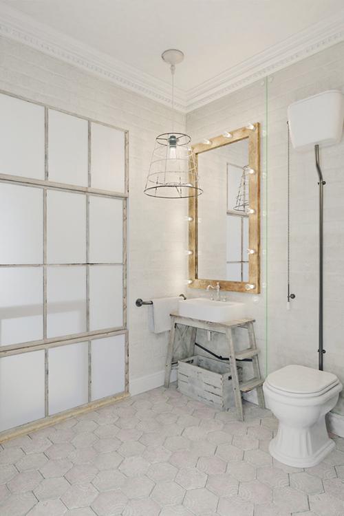 baño-apartamento-pequeño-praga-interiorismo-estilo-industrial