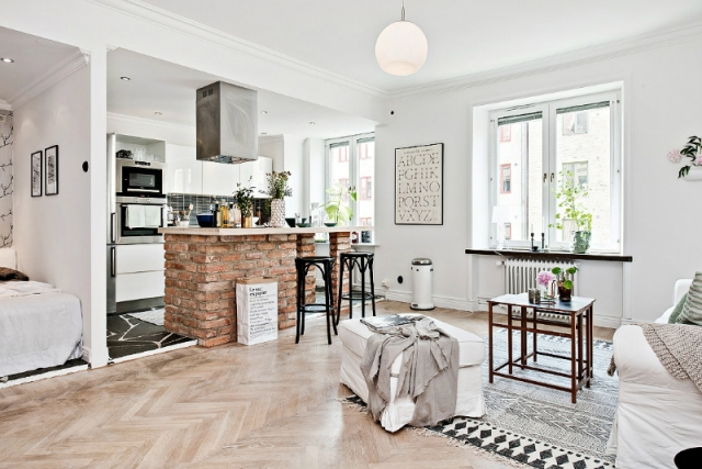 small-Scandinanian-apartment-42-square-meters