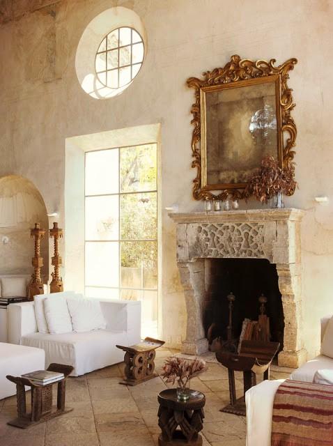 Presente e passado nuno almeida for Sala de estar estilo arabe
